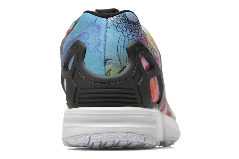 Baskets Adidas Originals Zx Flux W Multicolore vue droite