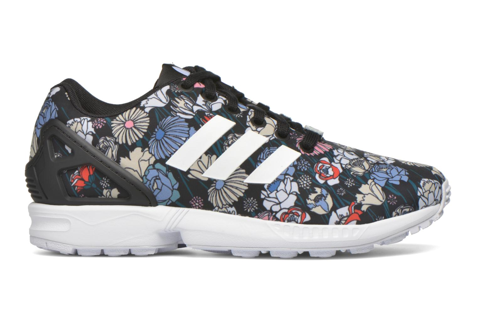 Baskets Adidas Originals Zx Flux W Multicolore vue derrière