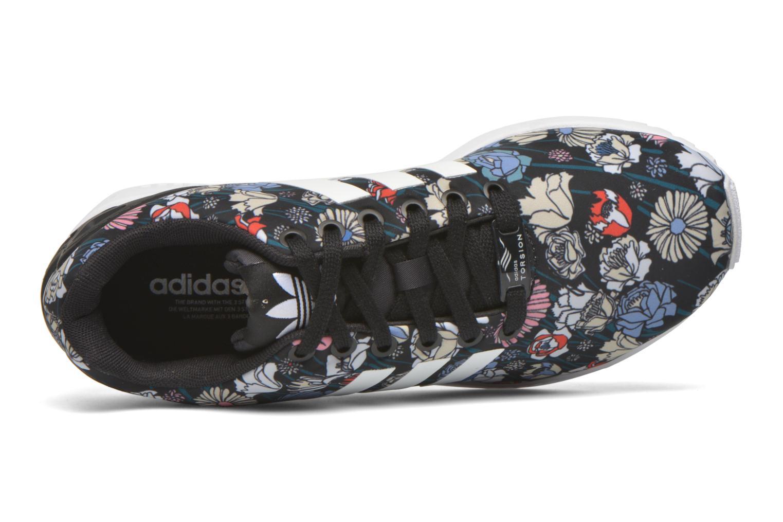 Sneaker Adidas Originals Zx Flux W mehrfarbig ansicht von links