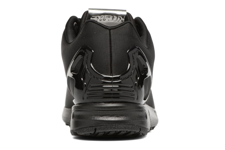 Baskets Adidas Originals Zx Flux W Noir vue droite