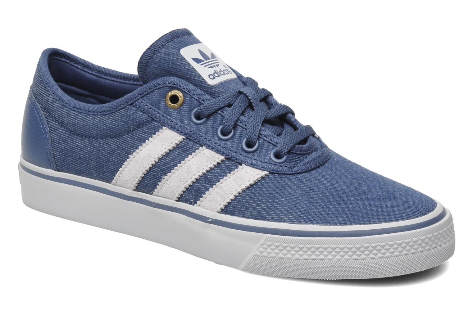 Trainers Adidas Originals Adi-Ease Blue detailed view/ Pair view