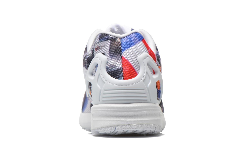 Sneaker Adidas Originals Zx Flux mehrfarbig ansicht von rechts
