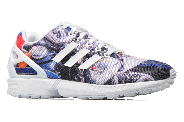 Sneaker Adidas Originals Zx Flux mehrfarbig ansicht von hinten