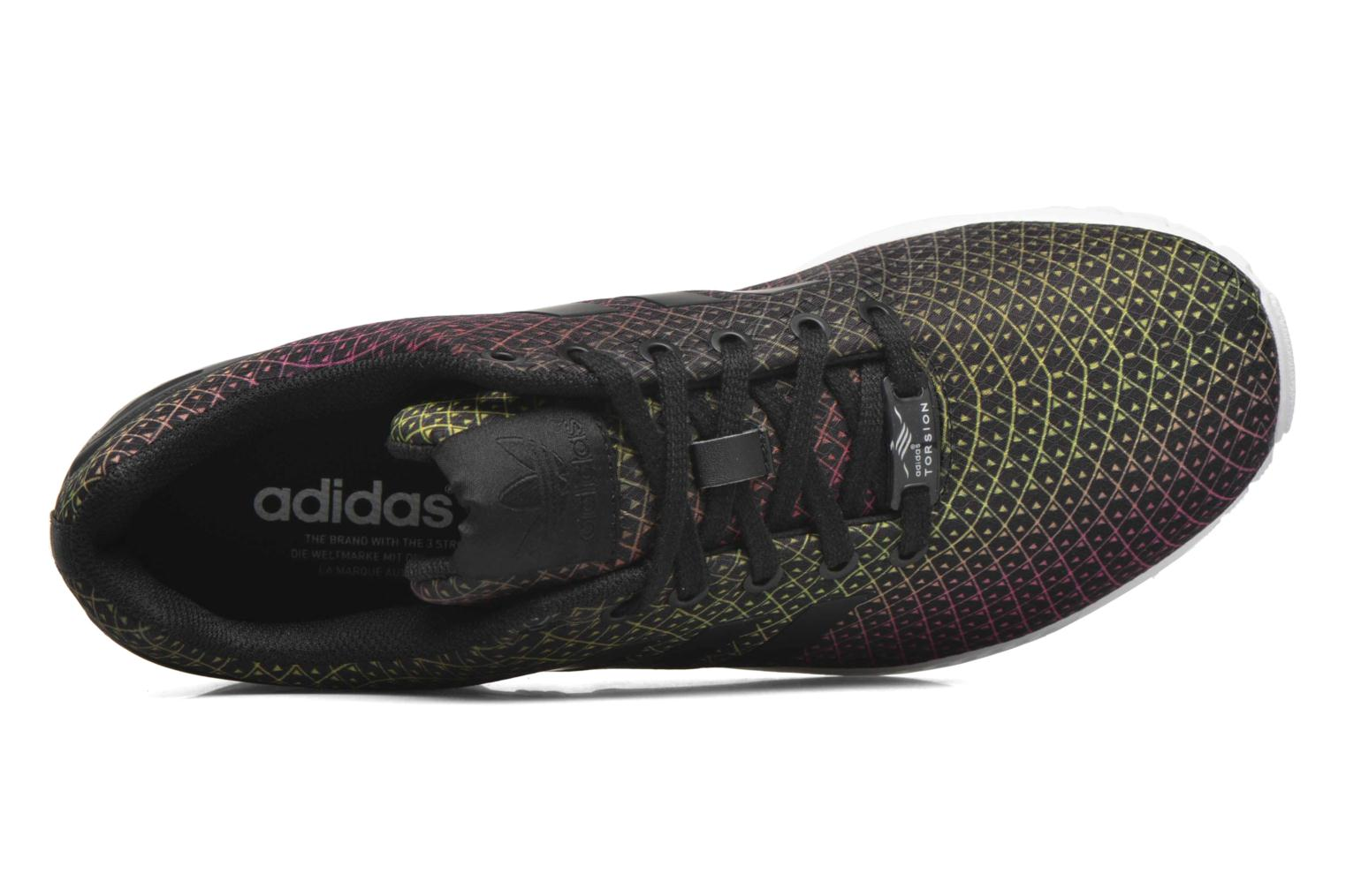 Baskets Adidas Originals Zx Flux Multicolore vue gauche