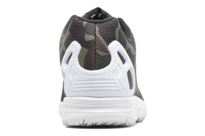 Sneakers Adidas Originals Zx Flux Groen rechts