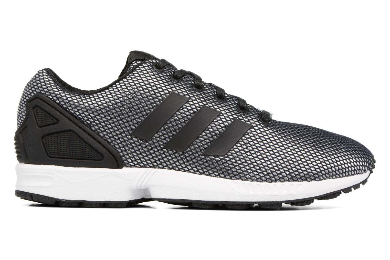 Trainers Adidas Originals Zx Flux Grey back view