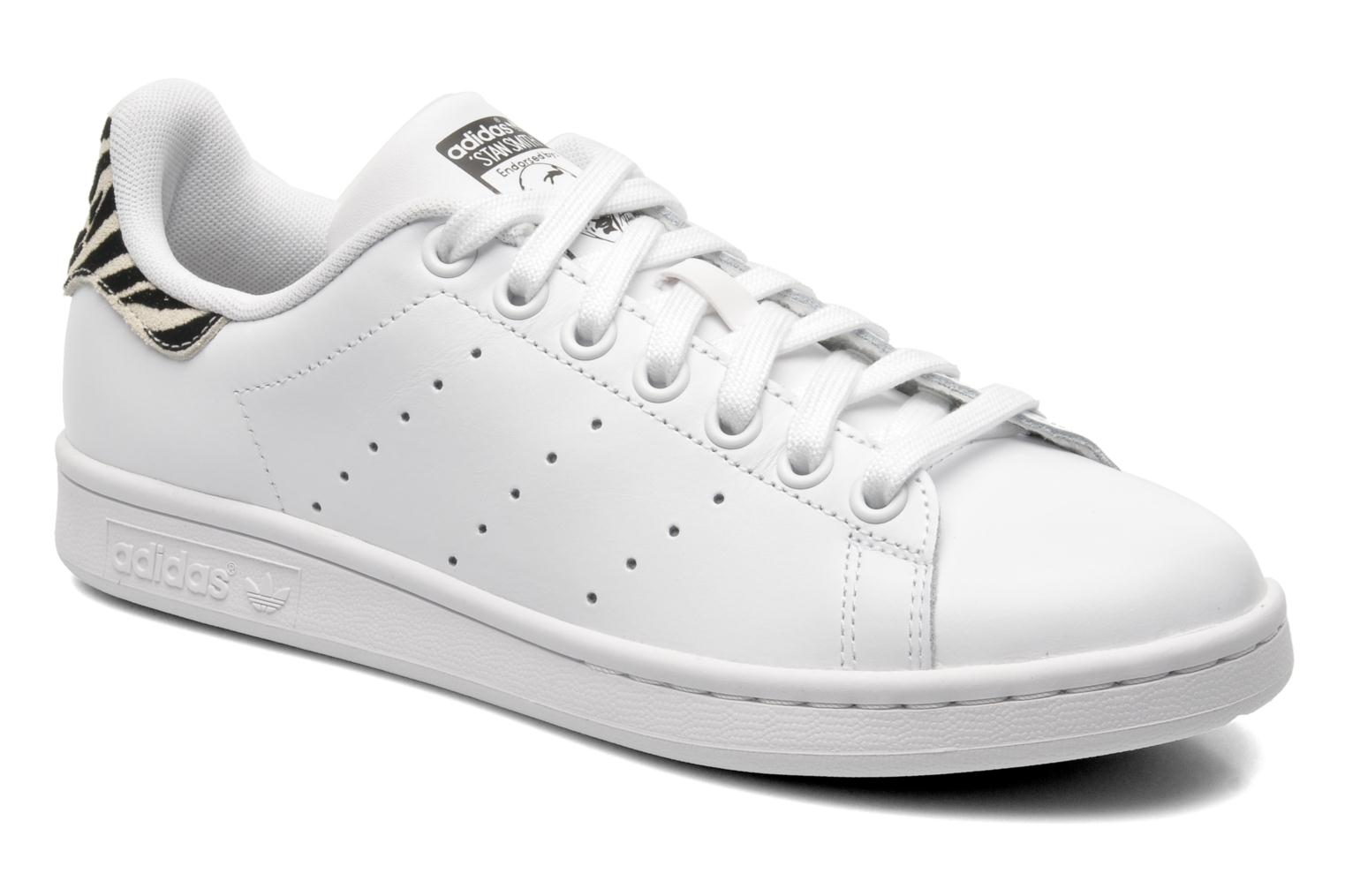 adidas stan smith zebra zwart