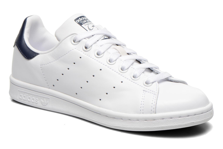231732 Adidas Smith Stan Chez Sarenza W Baskets blanc Originals 41z4wqBR
