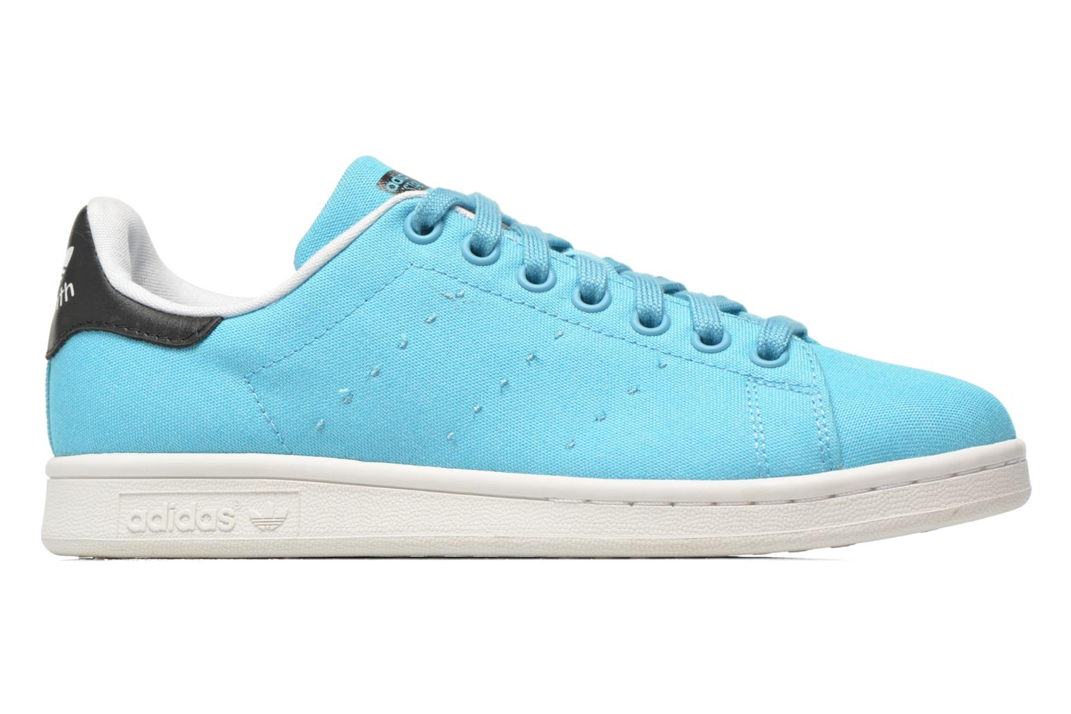 Baskets Adidas Originals Stan Smith W Bleu vue derrière