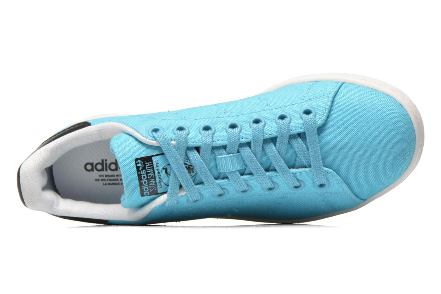 Baskets Adidas Originals Stan Smith W Bleu vue gauche