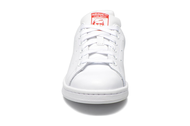 Stan Smith W Blanc/Blanc/Rougco