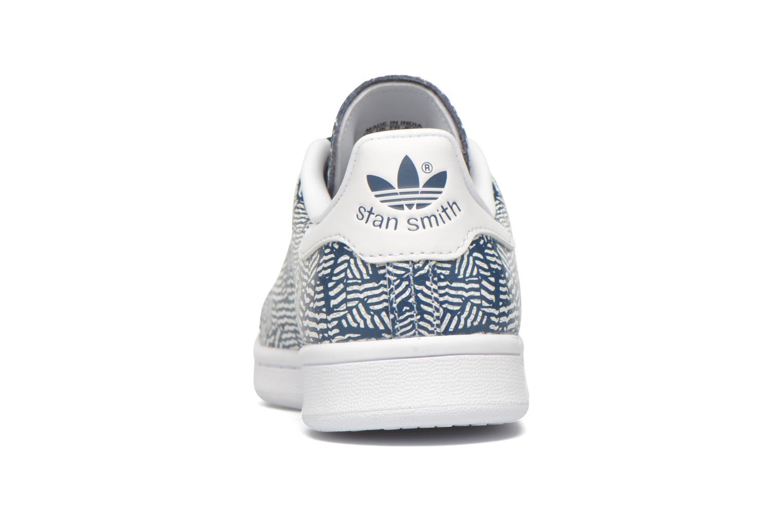 Sneakers Adidas Originals Stan Smith W Blauw rechts