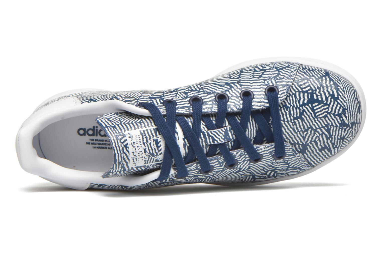 Sneakers Adidas Originals Stan Smith W Blauw links