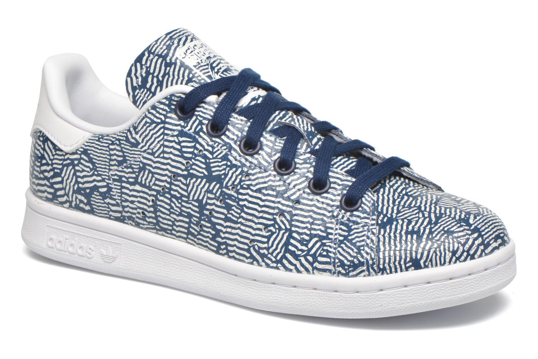 Sneakers Adidas Originals Stan Smith W Blauw detail