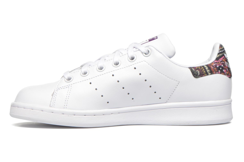 Sneaker Adidas Originals Stan Smith W weiß ansicht von vorne