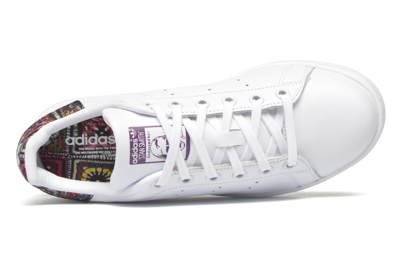 Sneaker Adidas Originals Stan Smith W weiß ansicht von links