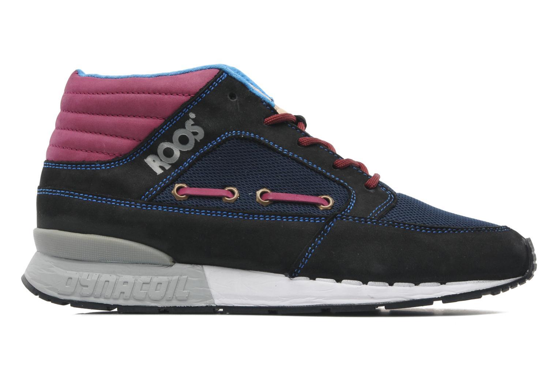 Sneakers Kangaroos Erase-II-Combo Blauw achterkant