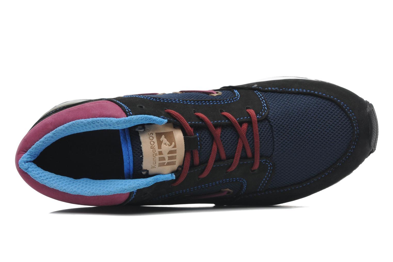 Sneakers Kangaroos Erase-II-Combo Blauw links