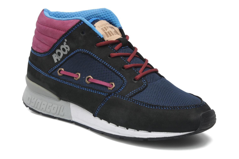 Sneakers Kangaroos Erase-II-Combo Blauw detail