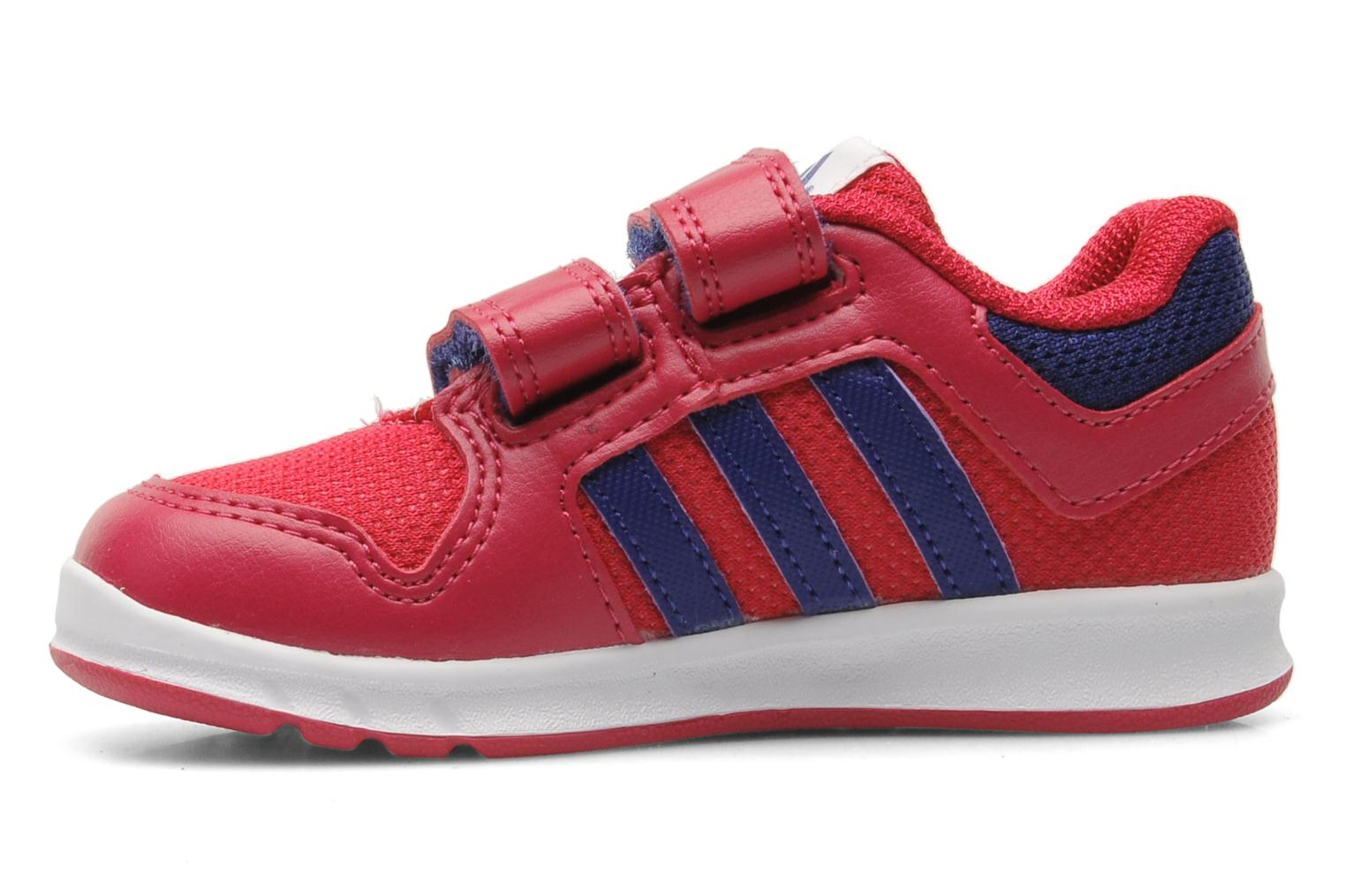 Trainers Adidas Performance LK Trainer 6 CF I Pink front view