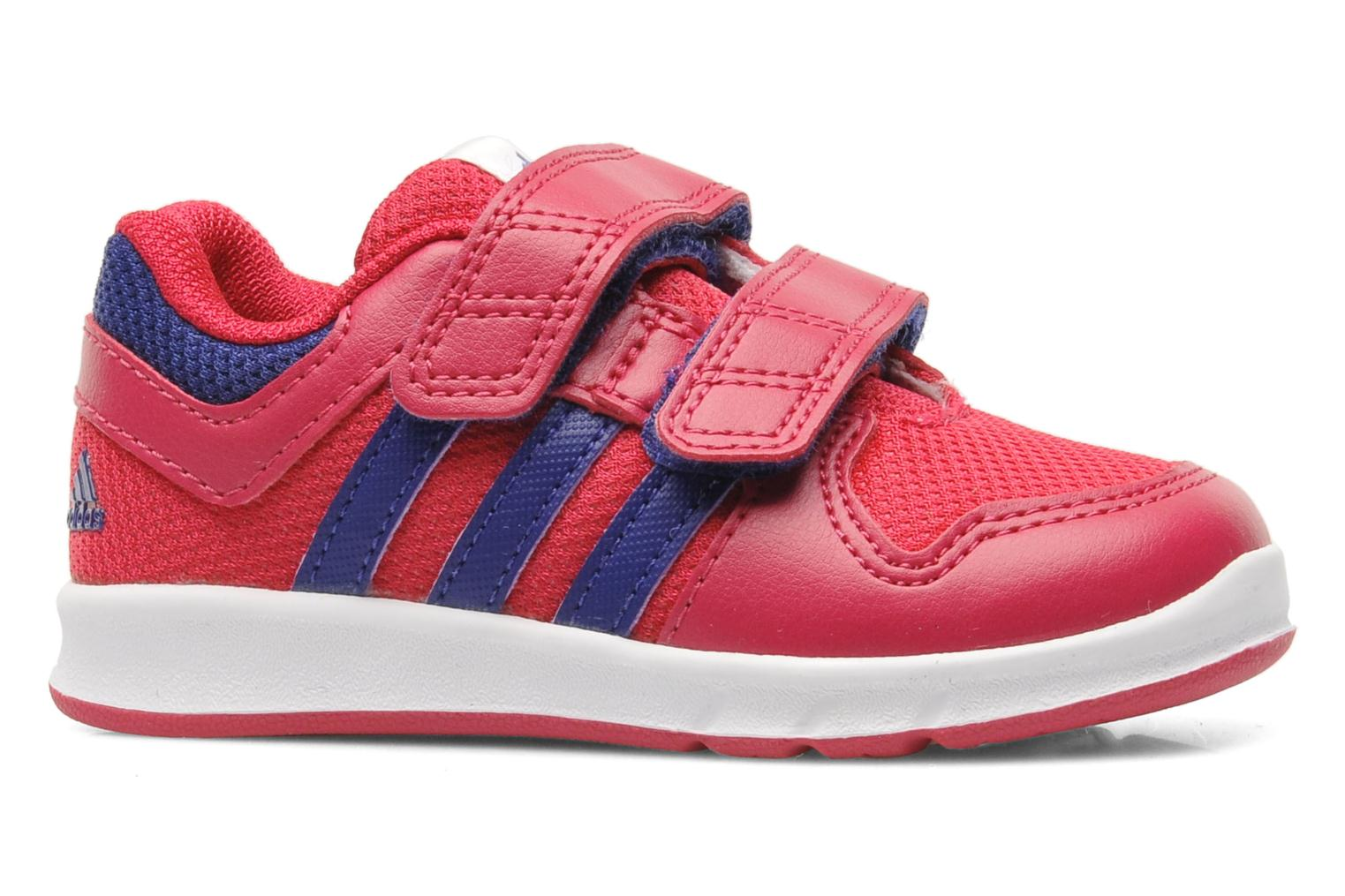 Trainers Adidas Performance LK Trainer 6 CF I Pink back view