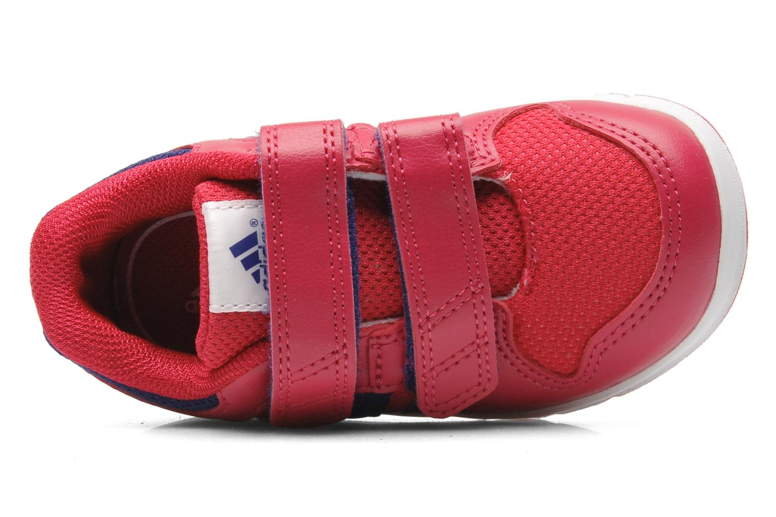 Sneakers Adidas Performance LK Trainer 6 CF I Roze links