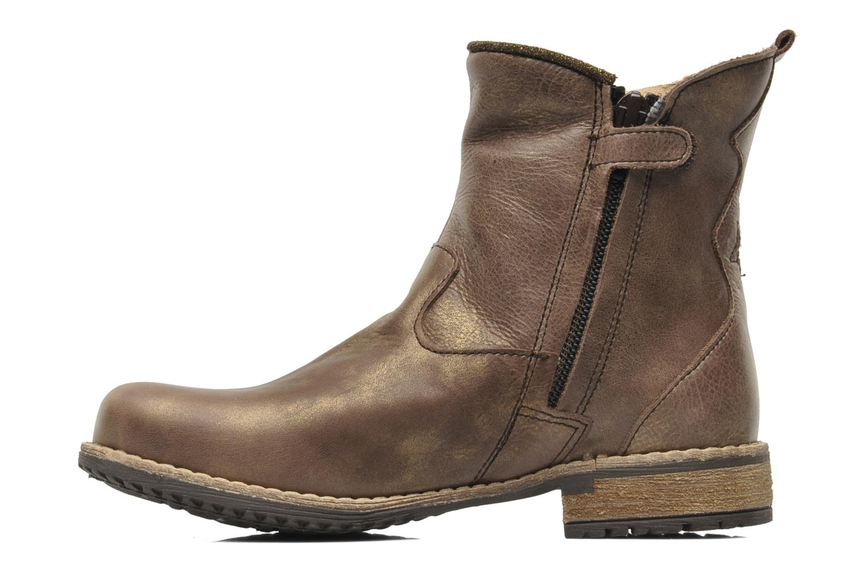 Stiefeletten & Boots Minibel HASTAR braun ansicht von vorne