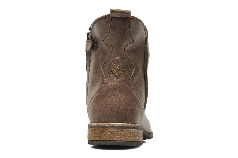 Stiefeletten & Boots Minibel HASTAR braun ansicht von rechts