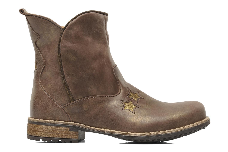 Stiefeletten & Boots Minibel HASTAR braun ansicht von hinten