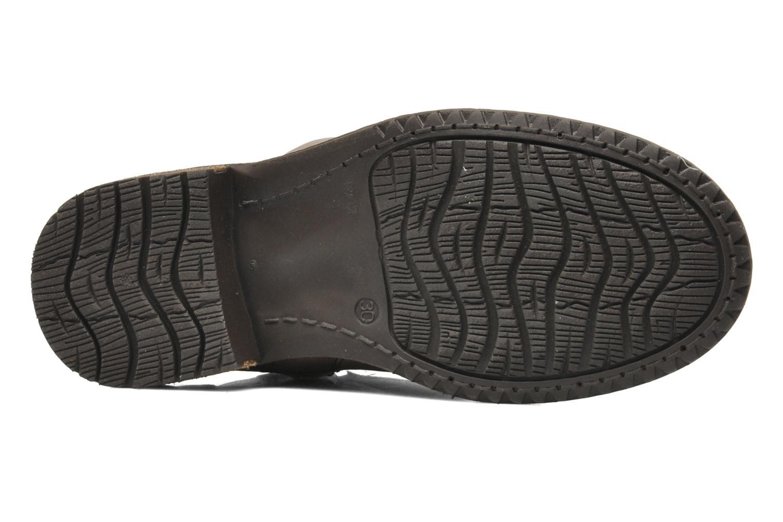 Stiefeletten & Boots Minibel HASTAR braun ansicht von oben