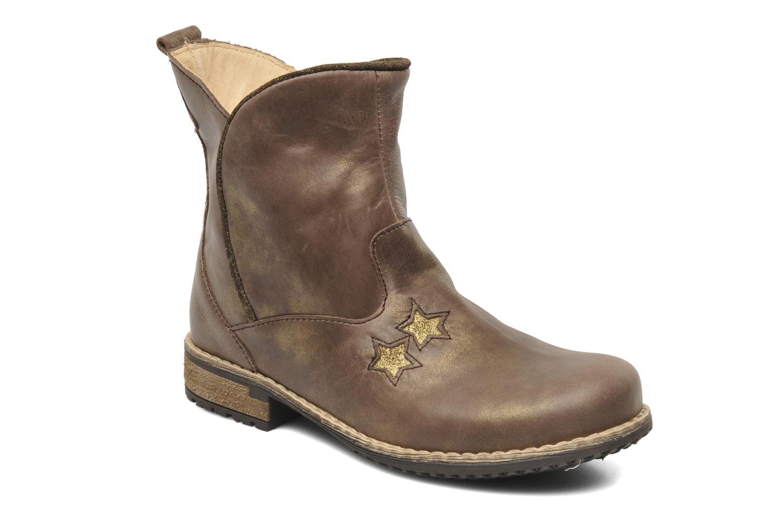 Stiefeletten & Boots Minibel HASTAR braun detaillierte ansicht/modell
