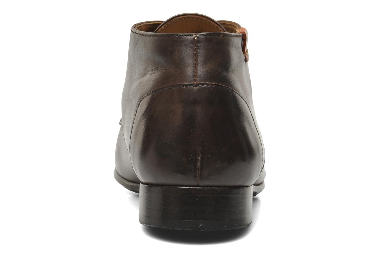 Chaussures à lacets HE Spring Cl Chukka Marron vue droite