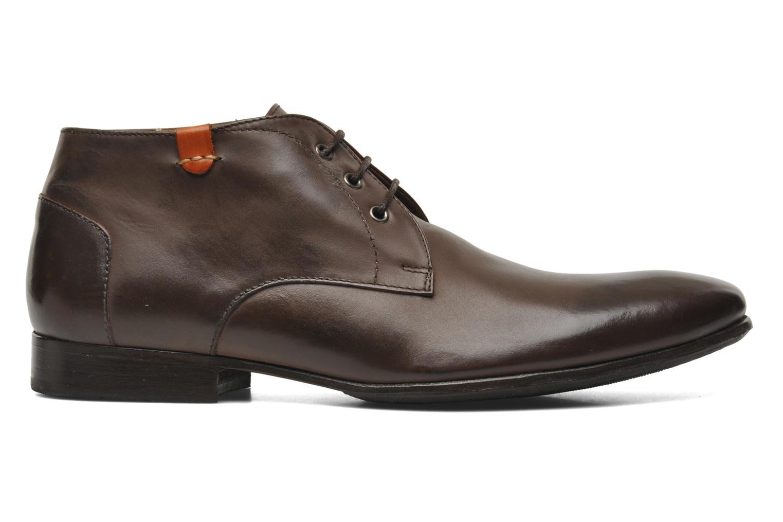 Chaussures à lacets HE Spring Cl Chukka Marron vue derrière