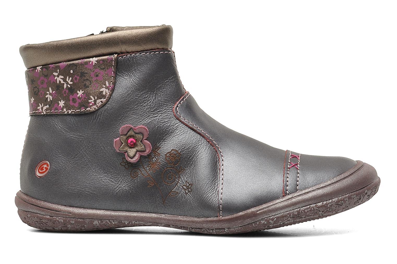 Stiefeletten & Boots GBB HELENE lila ansicht von hinten