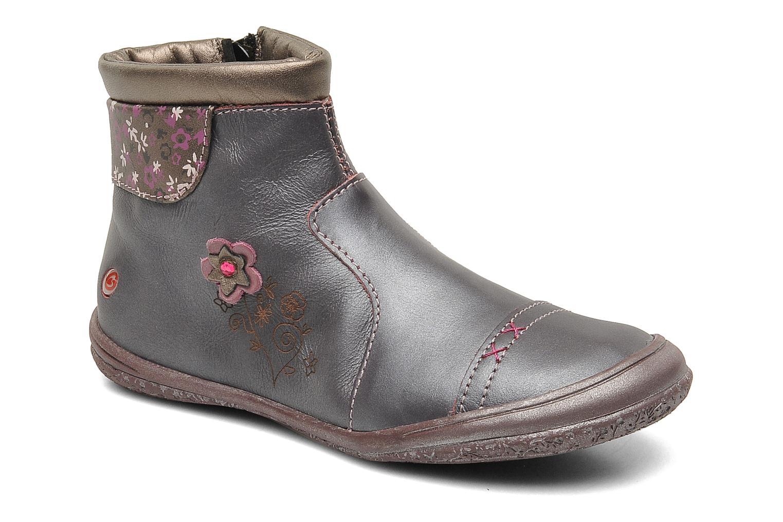 Stiefeletten & Boots GBB HELENE lila detaillierte ansicht/modell