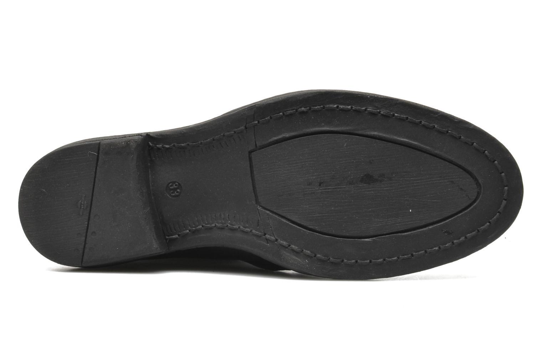 Bottines et boots IKKS KENSLEY Noir vue 3/4