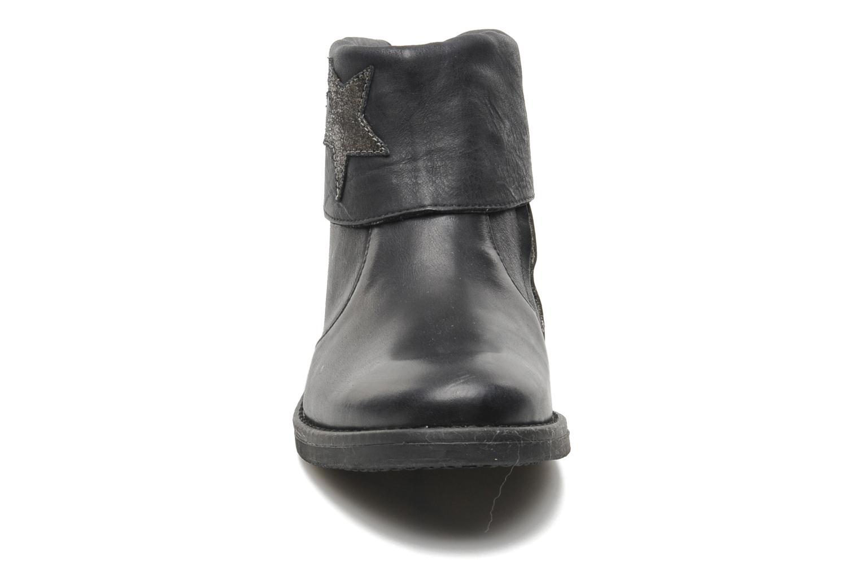 Bottines et boots IKKS KENSLEY Noir vue portées chaussures