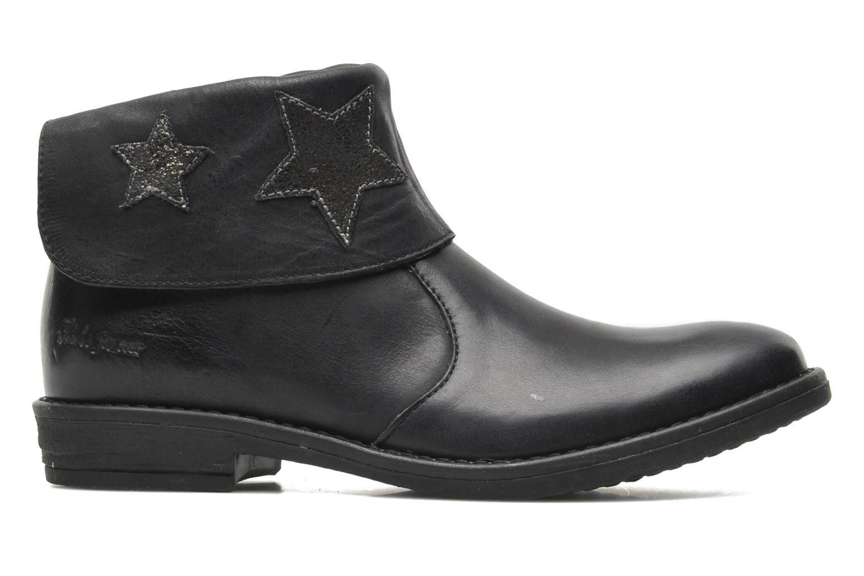 Boots en enkellaarsjes IKKS KENSLEY Zwart achterkant