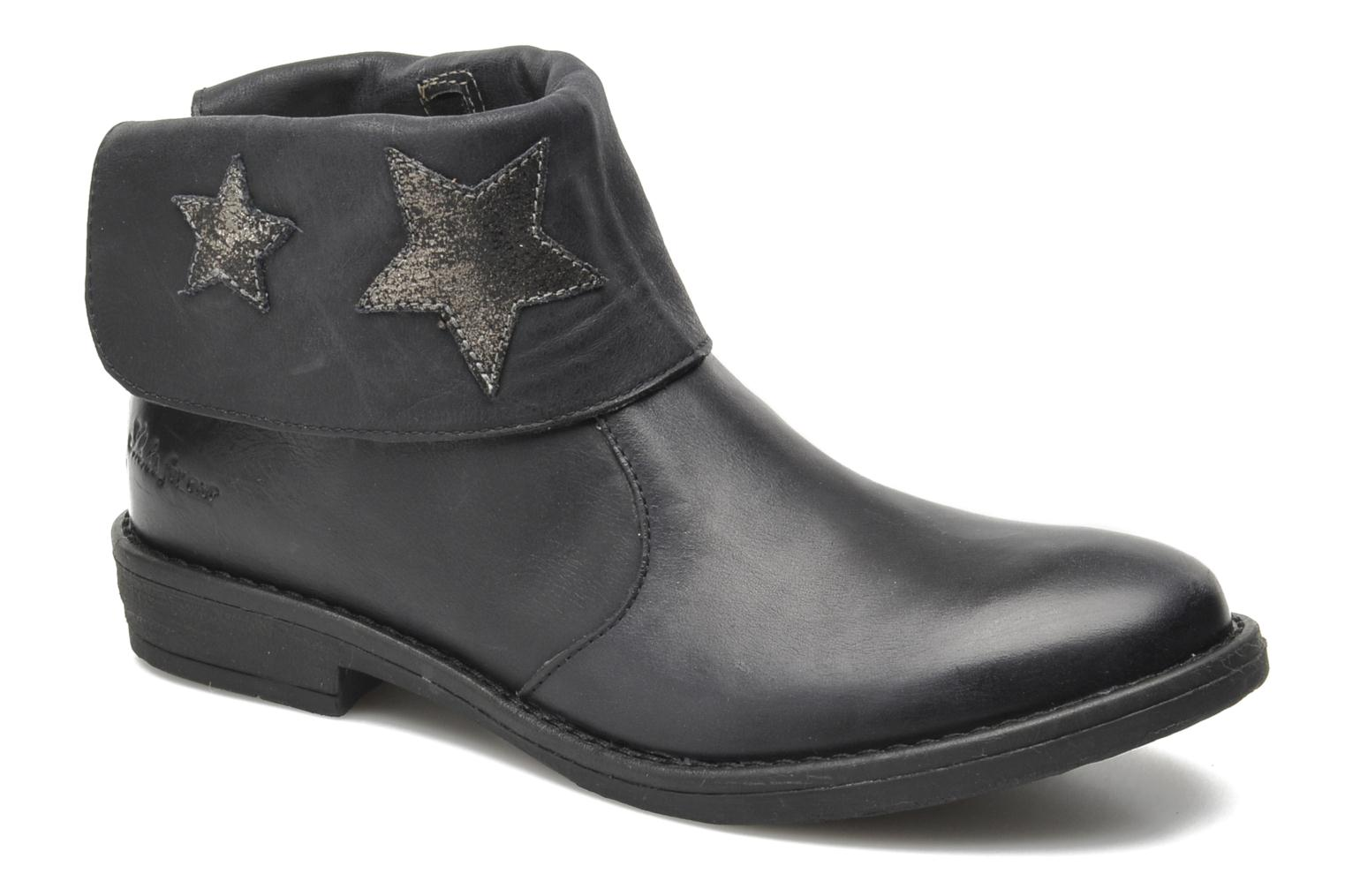 Ankle boots Ikks KENSLEY Black detailed view/ Pair view