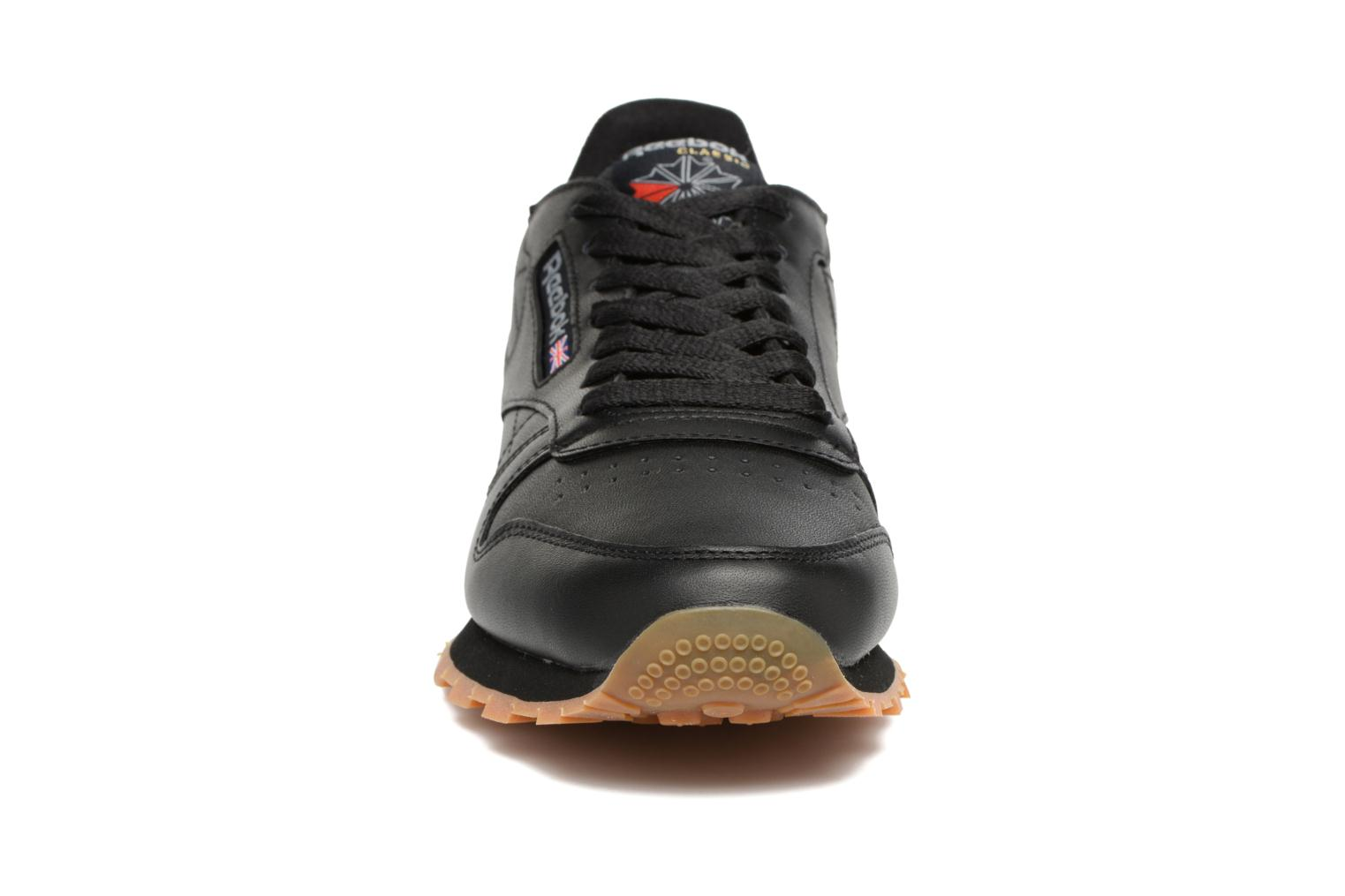 Classic Leather Int-Black/Gum