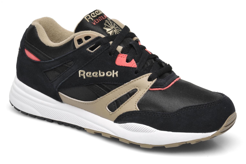ad68bb3fcf903a Sneaker Reebok Ventilator Athletic schwarz detaillierte ansicht modell