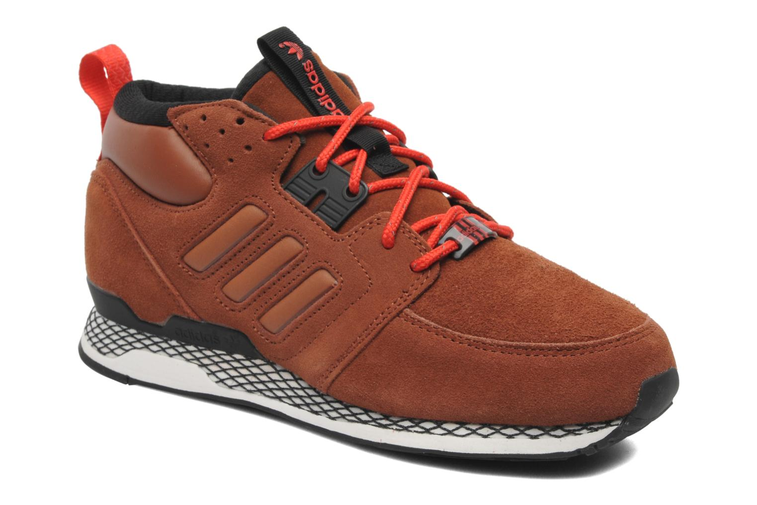 new arrival e0bcd 364a1 zx flux blanc et rose adidas zx casual mid 07