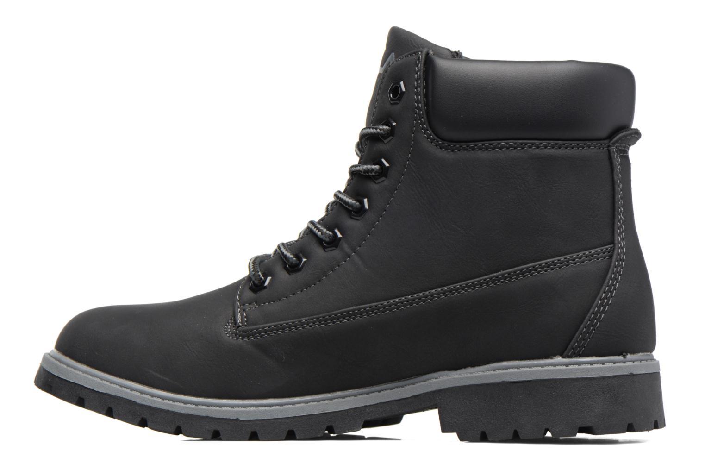 Bottines et boots FILA Maverick Mid Noir vue face