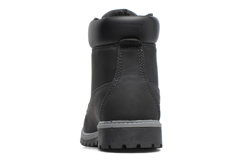 Bottines et boots FILA Maverick Mid Noir vue droite