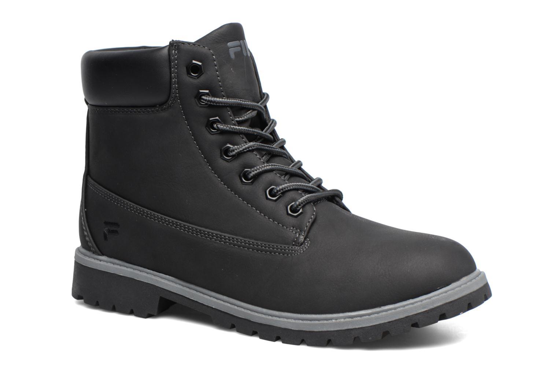 Bottines et boots FILA Maverick Mid Noir vue détail/paire
