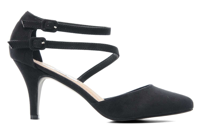 Escarpins I Love Shoes Kibo Noir vue derrière