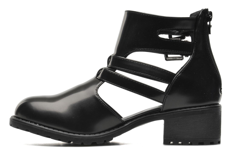 Stivaletti e tronchetti I Love Shoes Kimere Nero immagine frontale