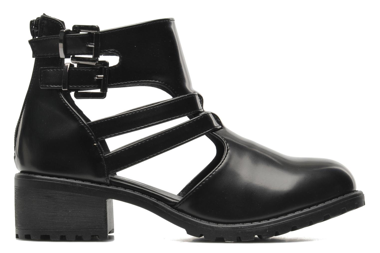 Stivaletti e tronchetti I Love Shoes Kimere Nero immagine posteriore