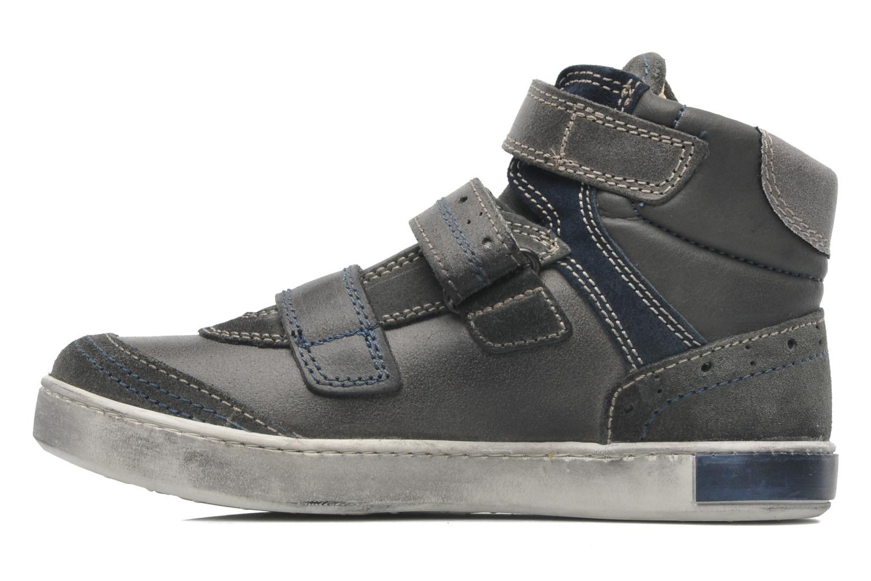 Sneaker Primigi LOWELL grau ansicht von vorne