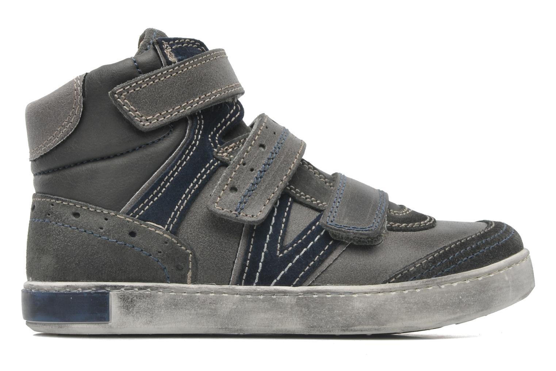 Sneaker Primigi LOWELL grau ansicht von hinten